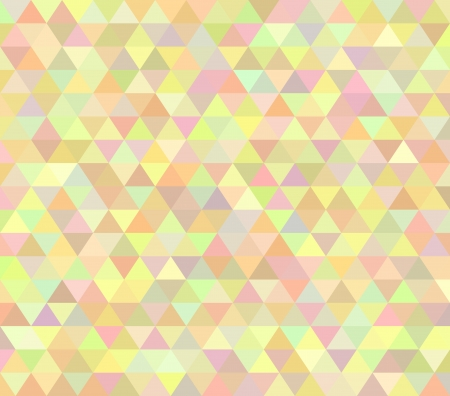 Laconic elegant abstract polygon background. Nice pastel colors. Stock Vector - 22142838