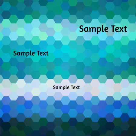 tints: Abstract vector background. Horizontal stripes of varied colors. Marine tints. Illustration