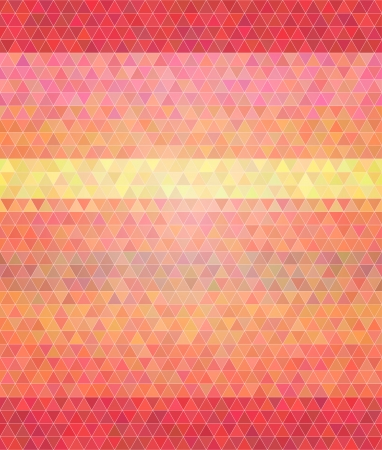 varied: Abstract flat style polygon background. Varied colors inlay