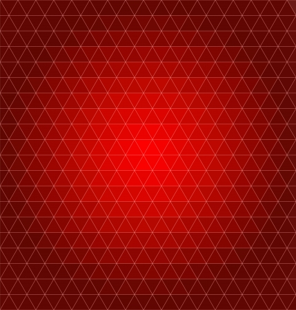 tints: Vector abstract geometrical background. Christmas red tints.