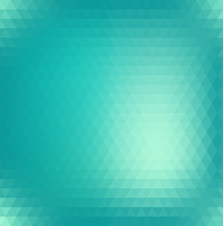 adobe: Abstract vector polygon . Contains Adobe Illustrators Clipping Mask
