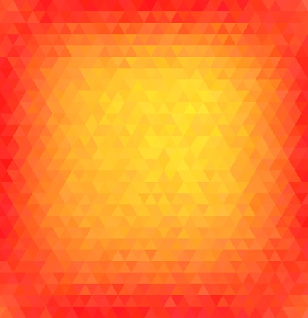 flamy: Abstract vector polygon background for Your design