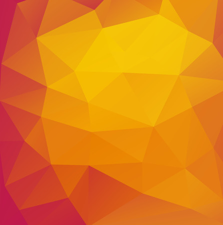 flamy: Abstract vector polygonal background for Your design. Illustration