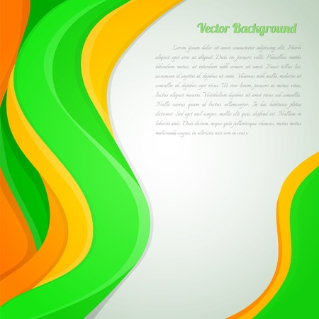 flexure: Abstract vector background