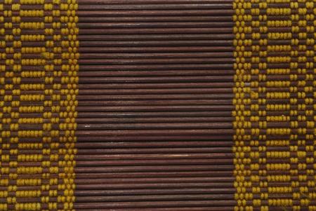 rattan weave texture photo