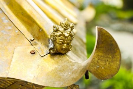 Head buddha photo