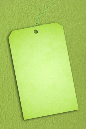 Green wall texture photo