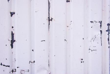 white metal wall photo