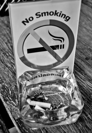 No Smoking Stock Photo - 19363946