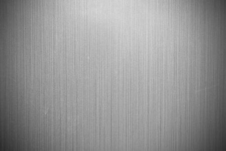 brushed steel: Seamless metal texture background