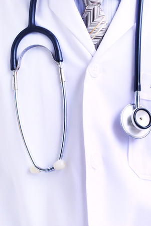 Doctor and stethoscope Stock Photo - 22269744