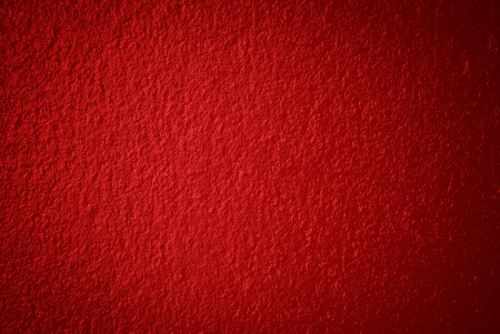 Abstract red background or Christmas wall with bright center  photo