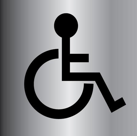 Disable symbol - vector - Illustration Illustration