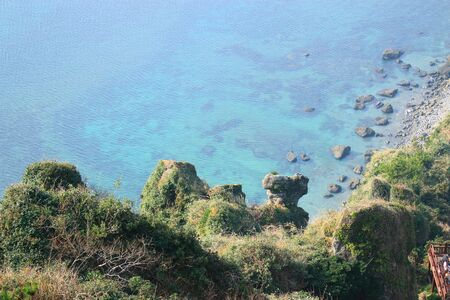 Beautiful coastal scenery Reklamní fotografie