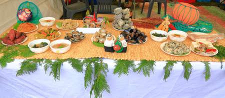 delicious traditional Korean foods