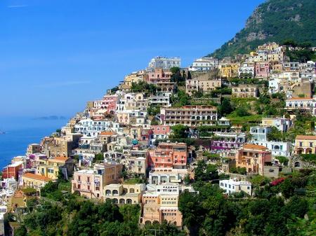 Positano, Italy  photo