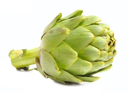 artichoke: Artichoke  Stock Photo