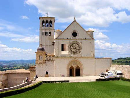 Saint Francis, Assisi, Italy  photo