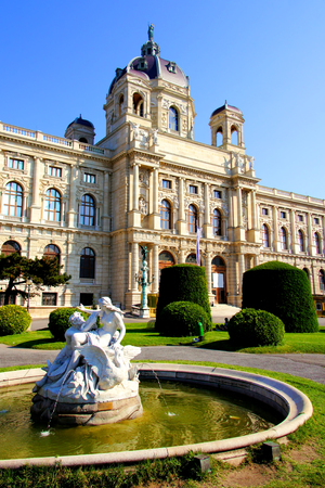 Natural History Museum of Vienna, Austria photo