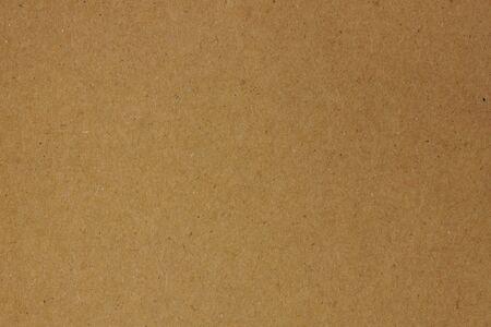 Textured brown paper background with grain Banco de Imagens