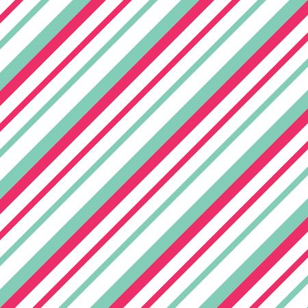 Fond de rayures roses, vertes et blanches. Fond de vecteur de rayures roses, rouges, vertes.