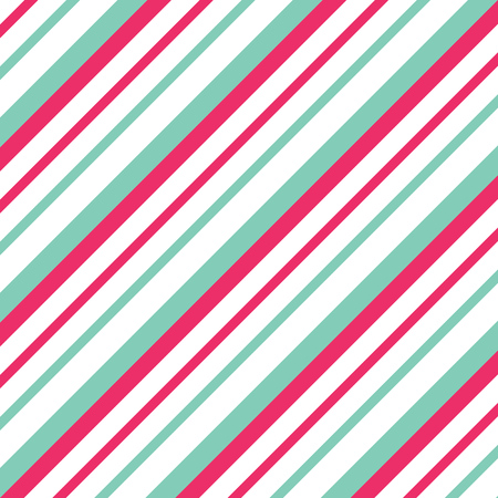 Pink, green and white stripes background. Pink, red, green stripes background vector background.