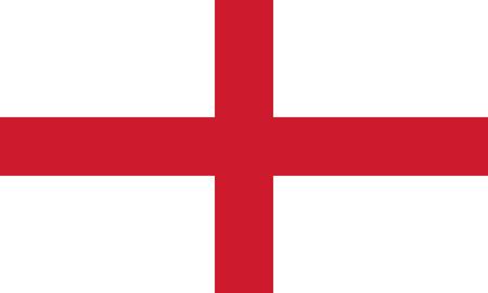 England flag vector . English flag vector. England flag vector.