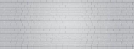 Grey White brick wall vector background vector eps10. Grey Brick wall wallpaper.
