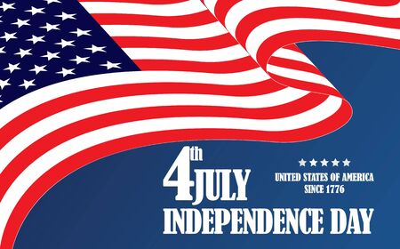 Independence Day American  flag 4 july. Fourth of july  amercan flag independence day. American fourth july independence day, united states of america since 1776.
