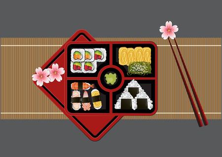 Japanese Food Set