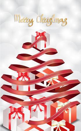 Christmas background Imagens - 117728411