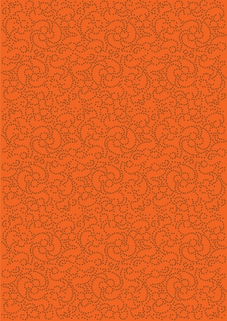 Seamless Brown Batik background