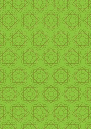 Arabic Pattern Background. Islamic Design  Иллюстрация
