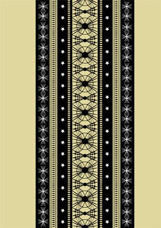 Lace Ribbon Vector