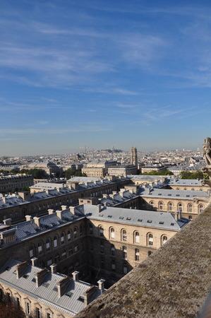 rooftops: Paris Rooftops