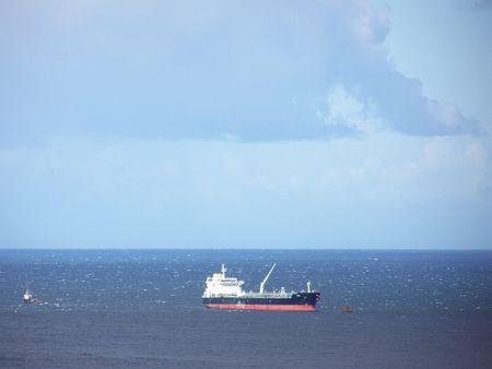 horison: Ocean Stock Photo