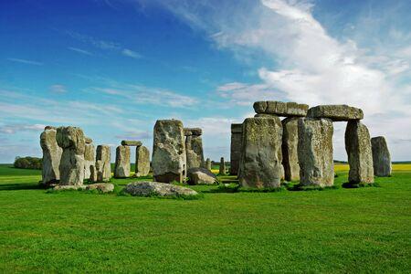 Stonehenge, prehistoric monument in Wiltshire, England