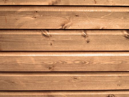 Close-up of Wooden panels Stock Photo