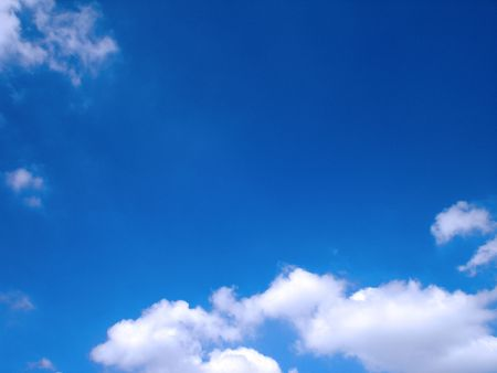 Background Image of Clouds in Sky