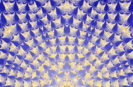 equipoise: Abstract of a fractal image as a background