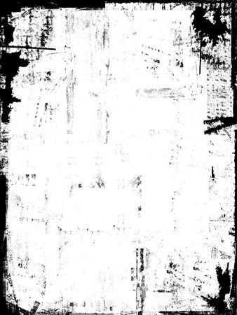 handled: Old grunge style background