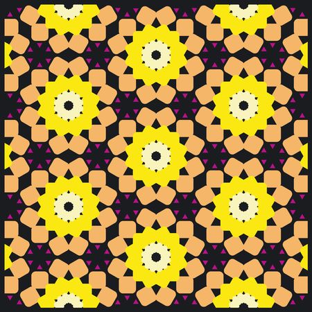 repeated: Repeated pattern background