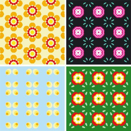 Repeated pattern background Stock Photo - 361463