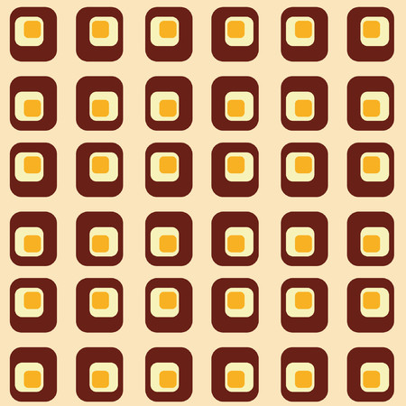 Repeated pattern background Vector