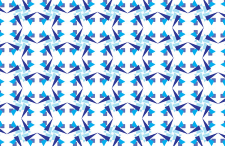 Repeated pattern - background Vector