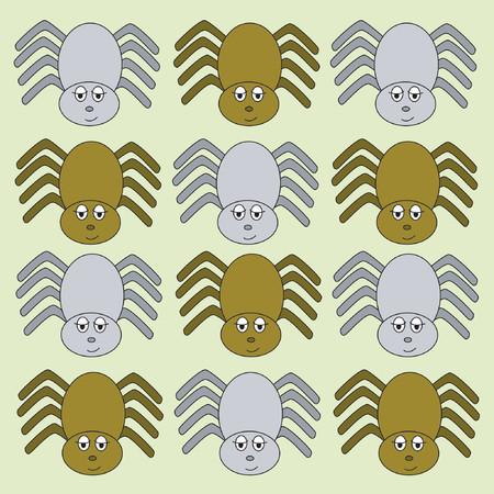 arachnoid: Balaustra in stile greco nella costruzione di Isaland a Corf�, in Grecia