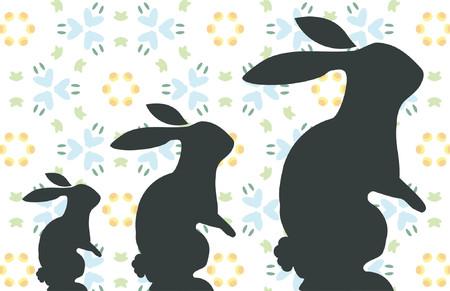 cottontail: Semana Santa Bunny