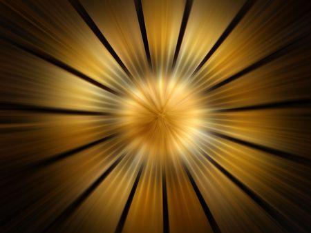Abstract Coloured Lights Stock Photo