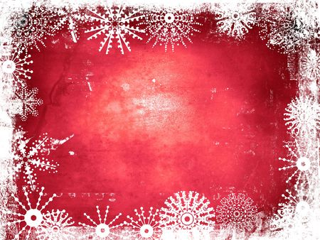 Winter style grunge background photo