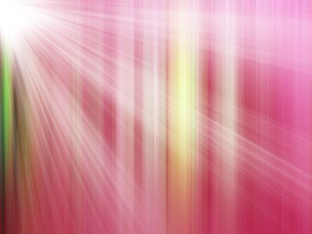 Abstract of Red Light Rays Stock Photo - 506295